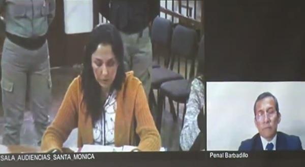 Expresidente Humala esposa libertad condicional Peru