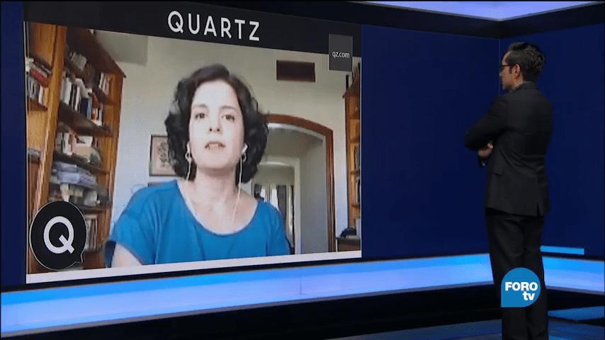 Genaro Lozano Entrevista Ana Campoy Trump,