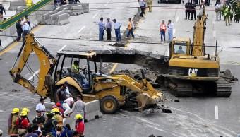 Gobierno Morelos Paso Express Socavon Sct,