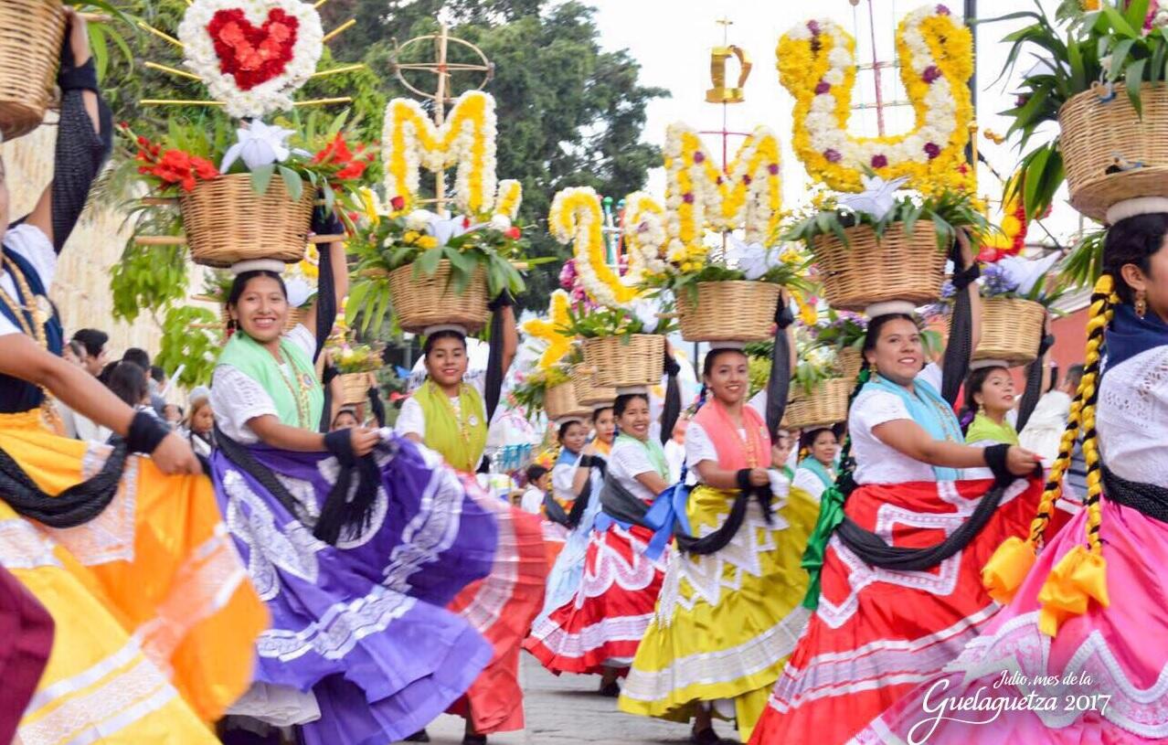 Guelaguetza, Oaxaca, Festejo, Cultura, Tradicion