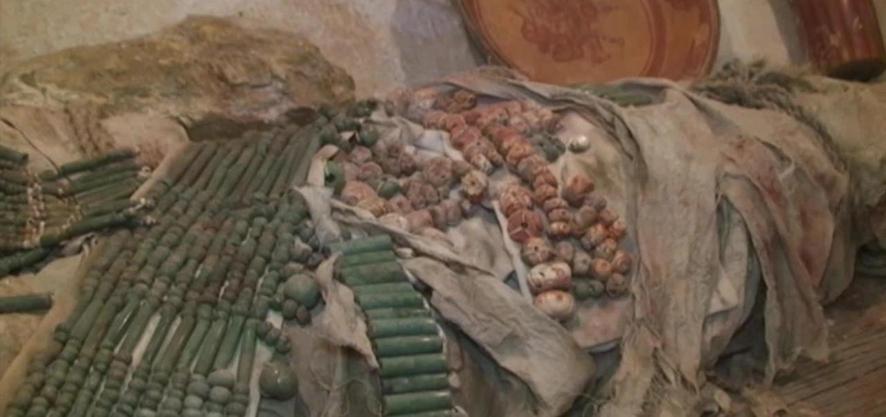 noticias, forotv, Guerreros mayas, mayas, cultura, clase gobernante