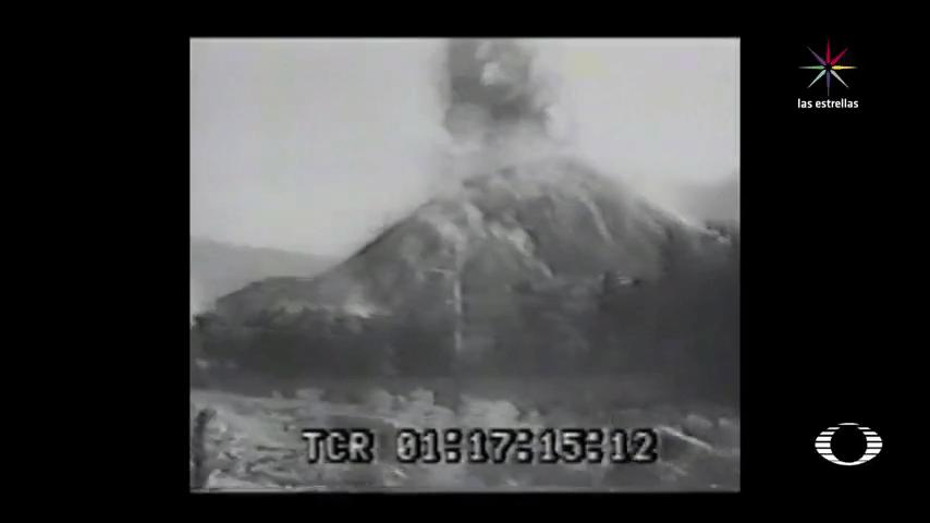 Habitantes, recuerdan, nacimiento, Paricutín, nacimiento volcanes