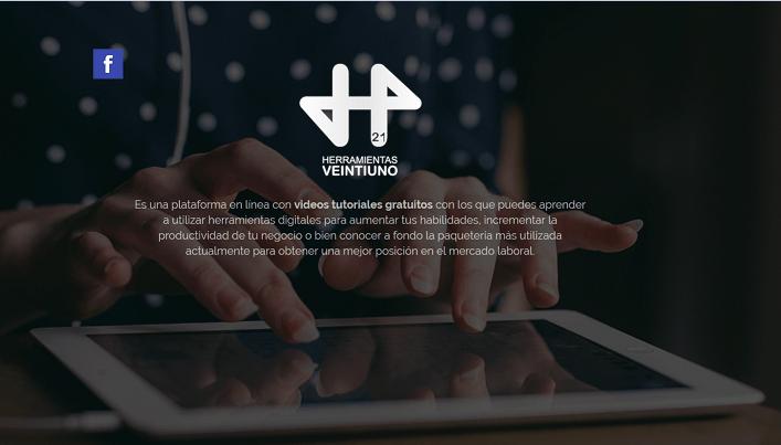 Gobierno de la CDMX lanzó un portal de capacitación para jóvenes