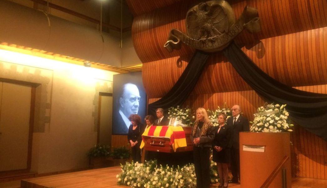ramon xirau homenaje poeta colegio nacional