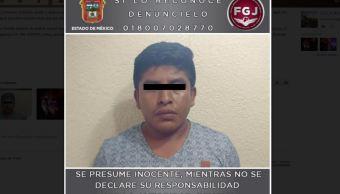 Fiscalia, Estado De Mexico, Asesino, Sacerdote, La Paz