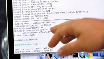 Imagen referencial de un ataque cibernético