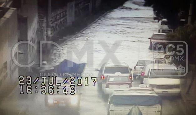 Se activa alerta amarilla por fuertes lluvias en la CDMX