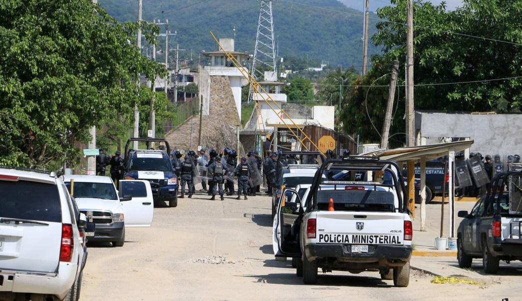 Investigan al director del penal de Acapulco por la muerte de 28 reos