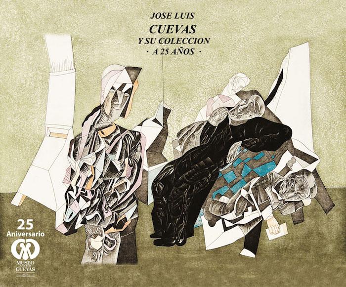 José Luis Cuevas, colección, Museo José Luis Cuevas, 25 aniversario