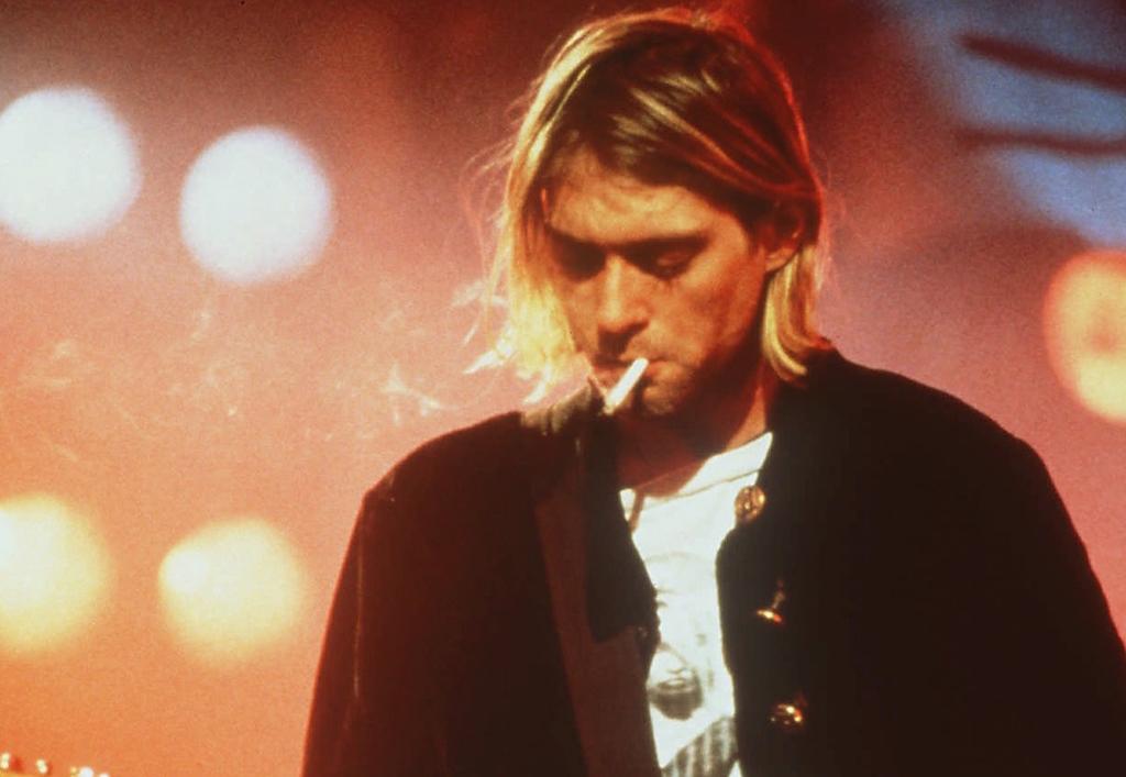En YouTube, revelan video inédito de Kurt Cobain, antes de 'Nirvana'