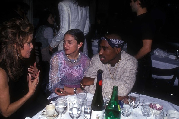Subasta, carta, rapero, Tupac, Madonna, relación,