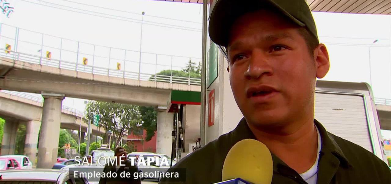 noticias, televisa, La gasolinera de los litros de a litro en la CDMX