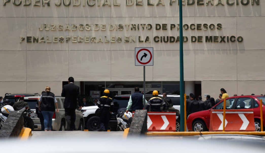 La primera noche de Javier Duarte en una cárcel mexicana
