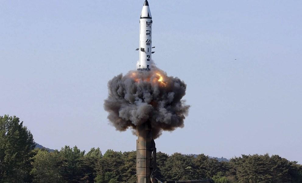 Norcorea, misil, lanzamiento, armas, seguridad, Corea del Sur,