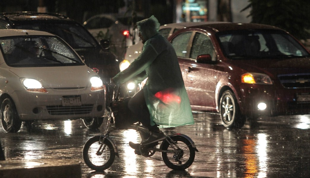 Habrá lluvias torrenciales nocturnas. (Notimex Archivo)