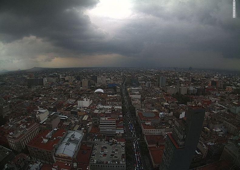 Ciudad De Mexico, Lluvias, Inundaciones, Estado De Mexico