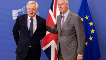 Los jefes negociadores del Brexit abordan su esencia