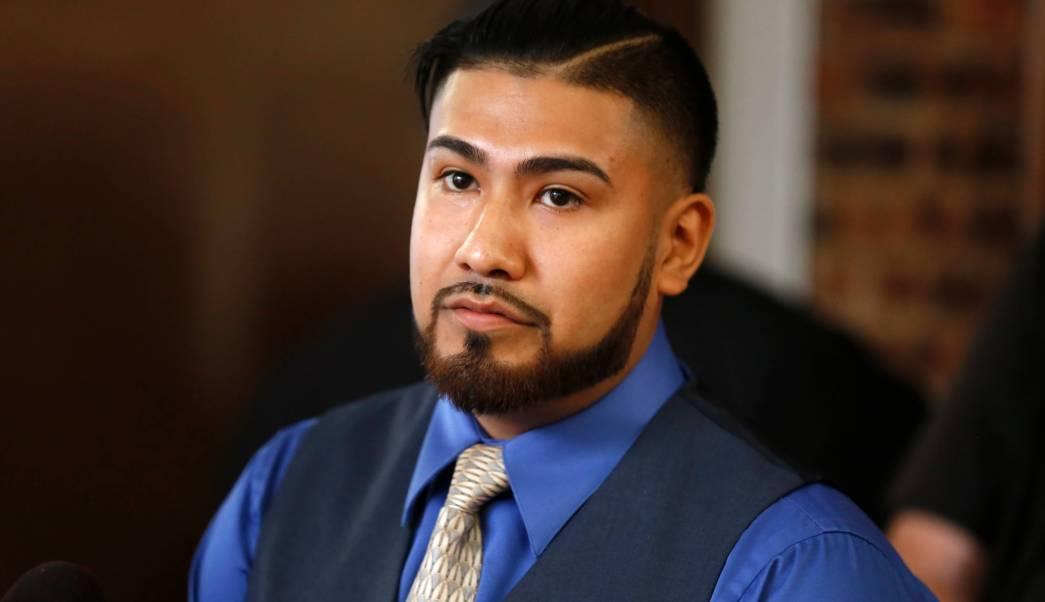 Luis Vicente Pedrote Salinas, inmigrante mexicano que enfrenta la deportación