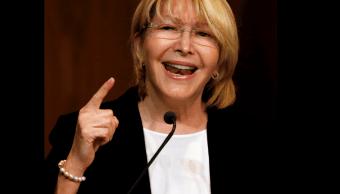Ministro colombiano confirma ingreso de Luisa Ortega sin precisar estatus