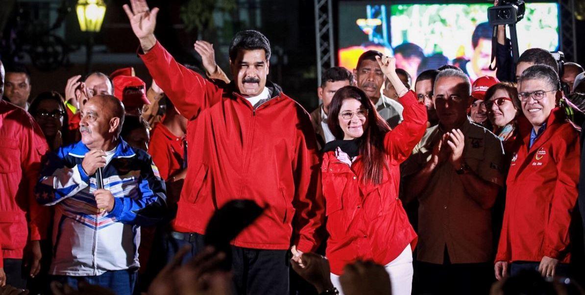 nicolas maduro reta oposicion comicios regionales