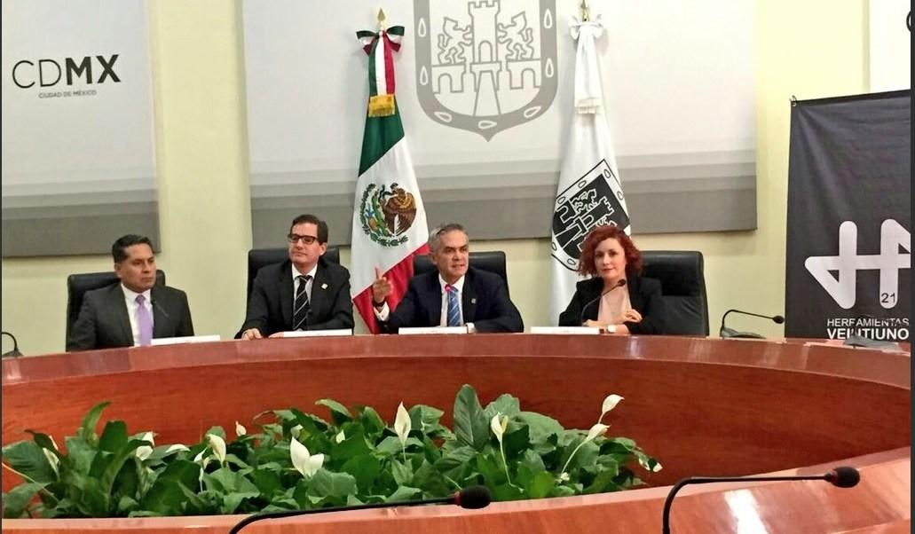 Miguel Angel Mancera, Cdmx, Estudiantes, Rechazados, Educacion