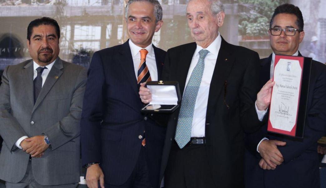 Miguel Angel Mancera, Cambio Climatico, Ingenieria, Infraestructura, Noticias, Noticieros