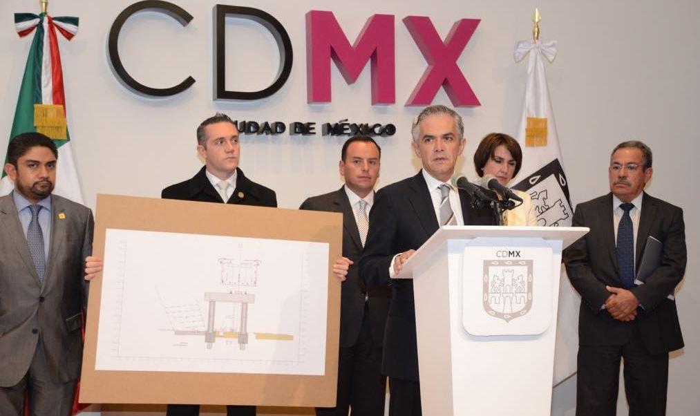 Tren Interurbano, Gobierno de la Cdmx, Miguel Mancera, El Ocotal, Mexico-Toluca, Noticias