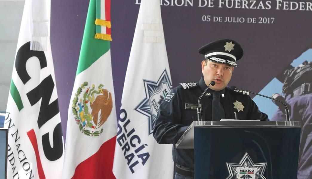 Manelich Castilla Craviotto, Comisionado, Policía Federal. Pf, Seguridad