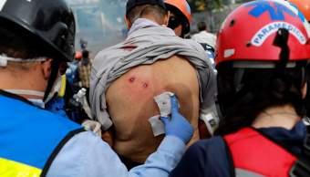 Paro cívico Maduro siete muertos Venezuela