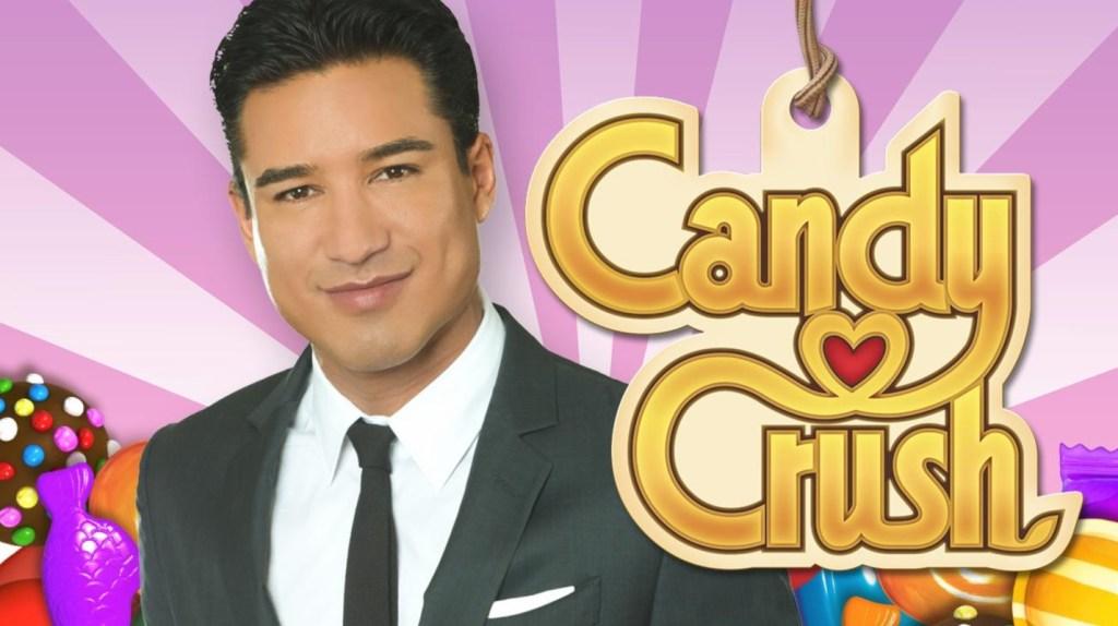 Mario López será el encargado de conducir Candy Crush. ( Twitter CandyCrushCBS)
