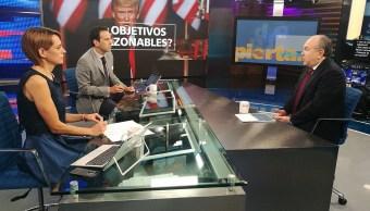 Mauricio González habla del TLCAN en Despierta con Loret