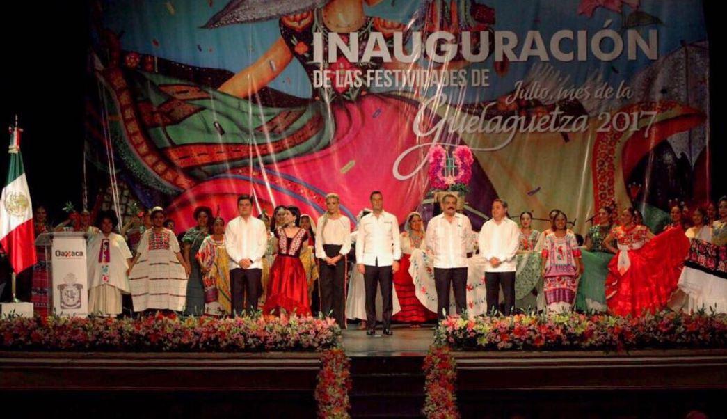 Inician, Oaxaca, Festividades, Guelaguetza, Julio, Mes, Fiesta Cultural