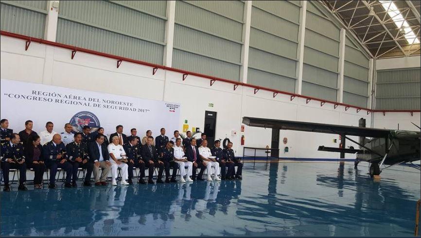 FAM realiza congreso sobre seguridad aerea