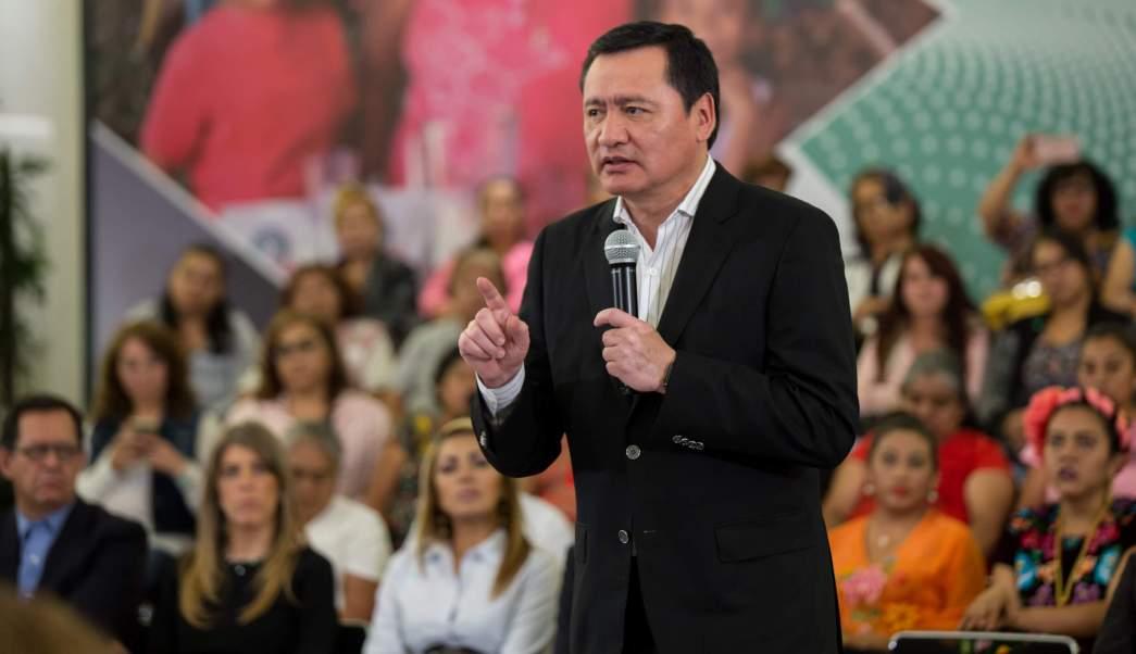 Miguel Angel Osorio Chong, Segob, Secretario De Gobernacion, Politica, Segob