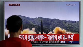 Seúl Washington endurecer respuesta misil Pyongyang