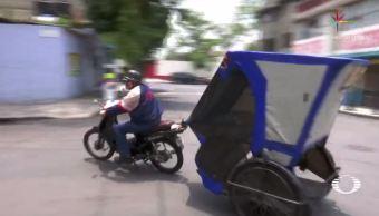 Autoridades, Mototaxis, El Ojos, CDMX, Tlahuac, Narcotráfico