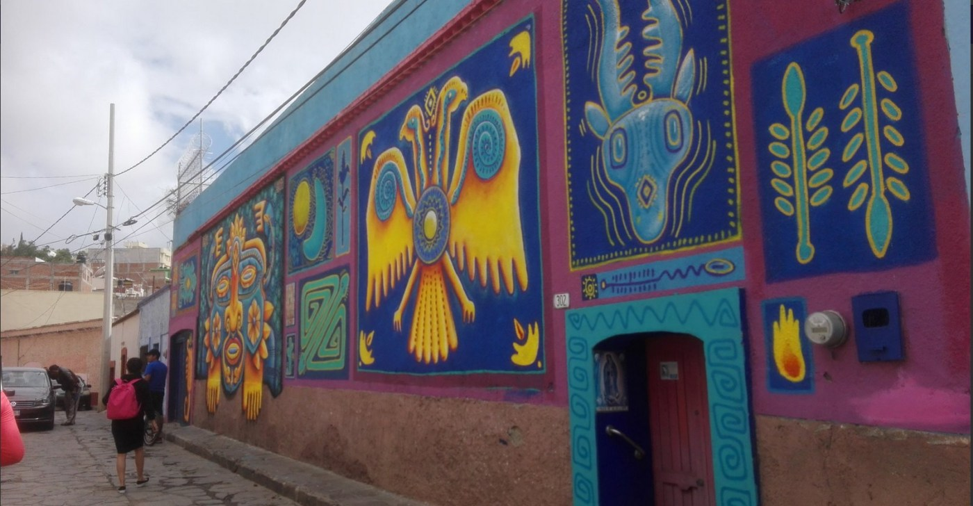Prpgrama, Ciudad Mural, Zacatecas, Cultura, Artistas Urbanos