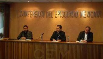 Explosion Conferencia Episcopado Mexicano Artefacto Bomba