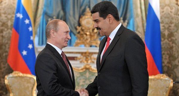 Putin, Venezuela, Maduro, política, crisis, oposición,