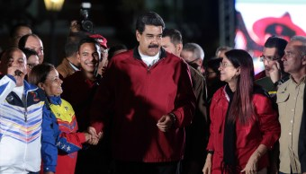 Maduro celebra Asamblea Constituyente prepara instauracion