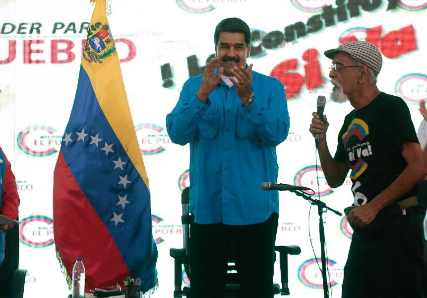 Maduro Dictadura Imperialista Prohibio Despacito Venezuela