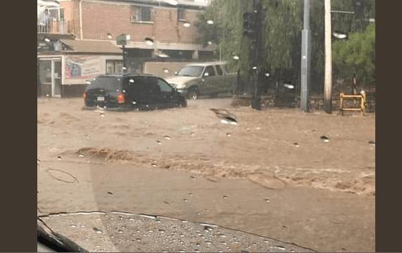 Nogales, Inundaciones, Ejercito, Proteccion civil, Plan dniii, Sedena