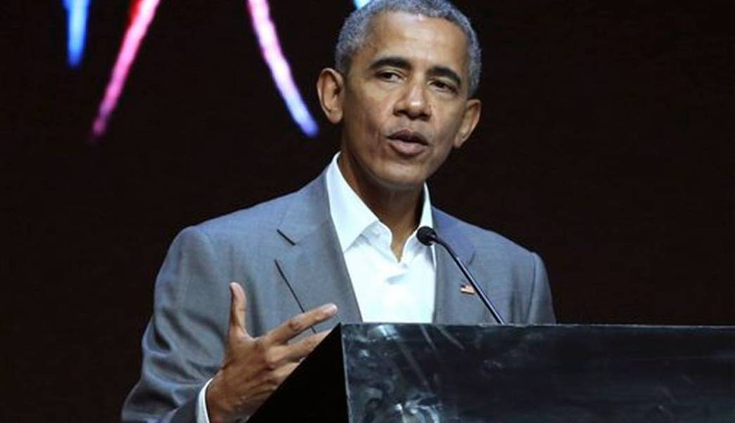 Obama dijo que durante su gestión no le preocupaba lo que publicaban los medios sobre él (AP)