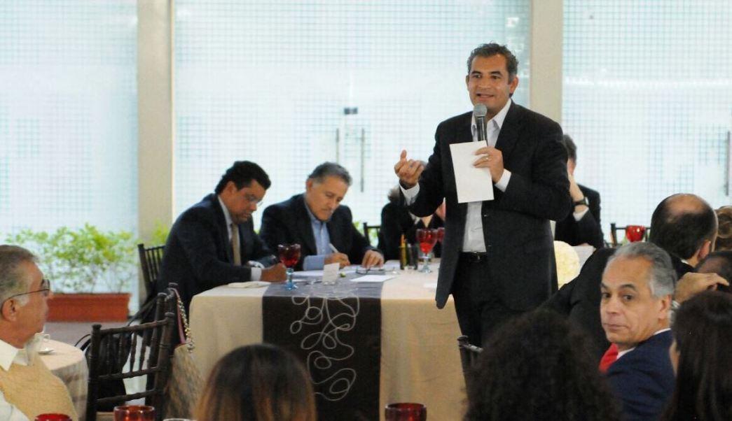 Enrique Ochoa, PRI, 2018, Ochoa, Candidato, Presidencial, Priístas