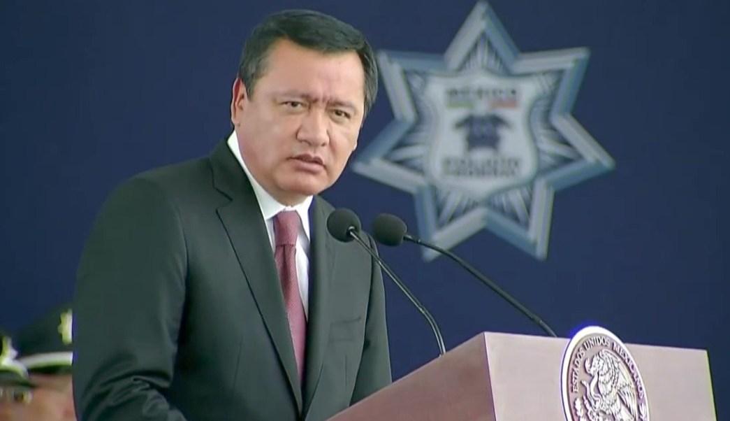 Secretario De Gobernacion, Miguel Angel Osorio Chong, Policia Federal, Pf