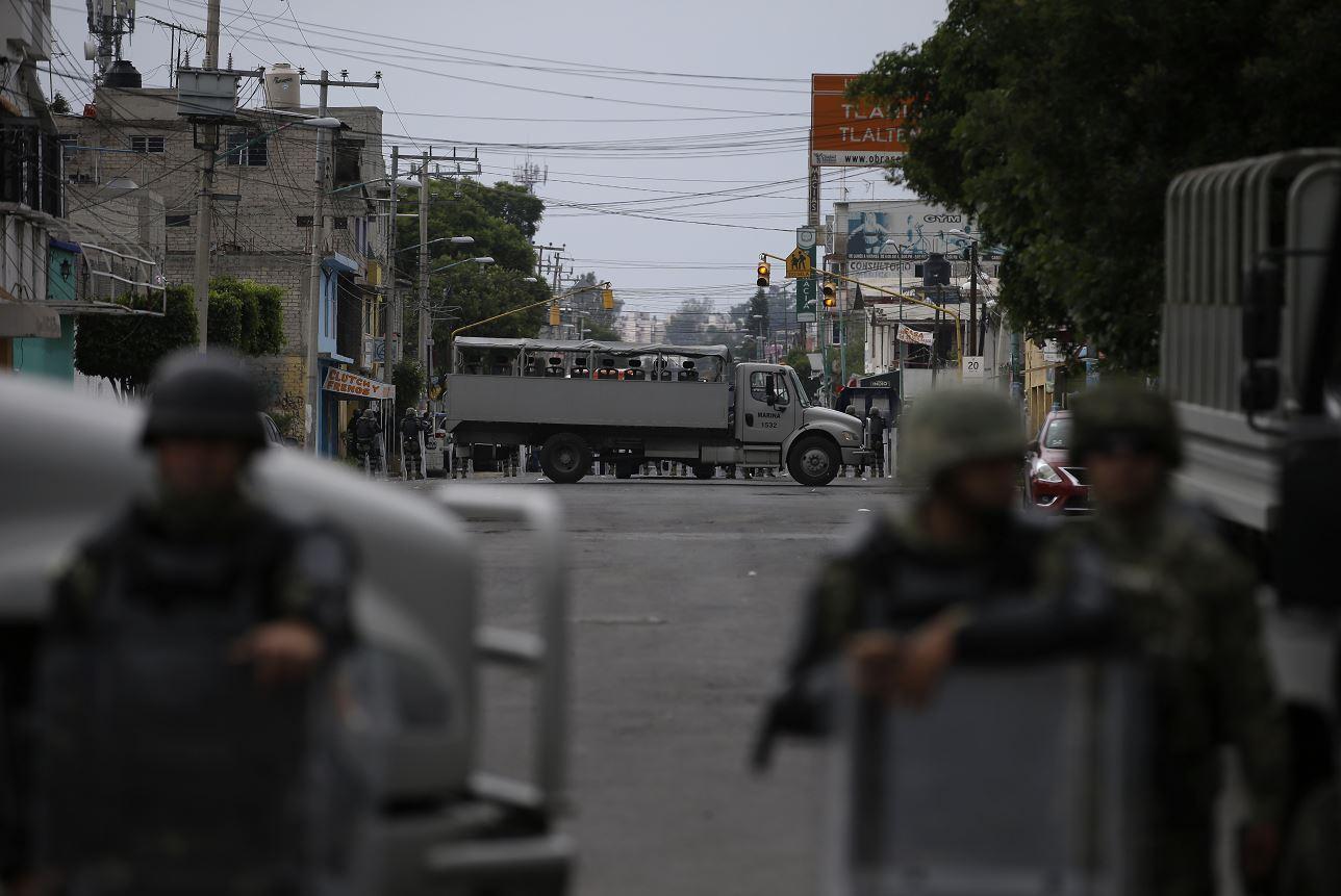 Detenidos en Tláhuac podrían pasar hasta 6 años en prisión