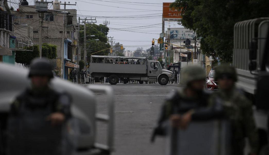 Ministerio Público, Mancera, Tláhuac, narcomenudeo, cártel, operativo, El Ojos, CDMX, seguridad