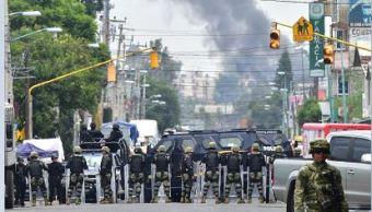 Derechos Humanos Quejas Tlahuac Militares Fuerzas Federales