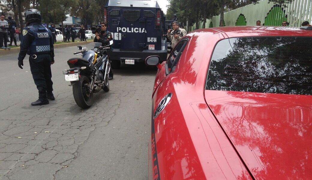Cerco policiaco Tláhuac El Ojos operativo SSP CDMX