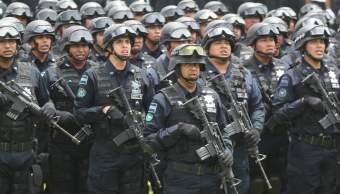 Llegan Elementos Policia Federal, Chihuahua Seguridad Operativos
